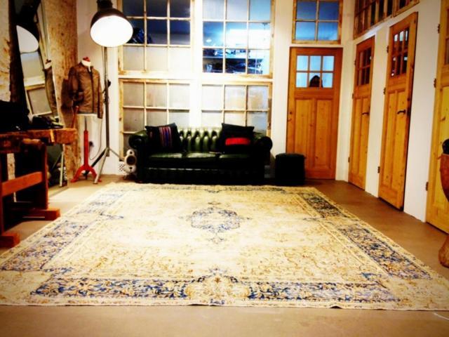 Teppich Für Wohnzimmer | Vintage Kelim
