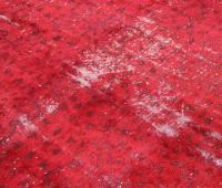 Kelim Teppich rot